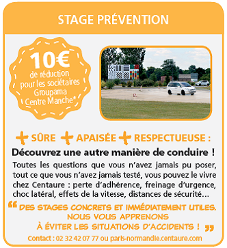 Stage prévention