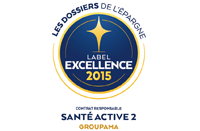 Label Excellence Groupama Santé Active 2015