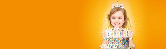 GRAA - fidélité immersif - gâteau - anniversaire - enfant - récompense