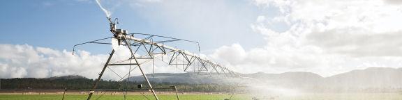 materiel irrigation