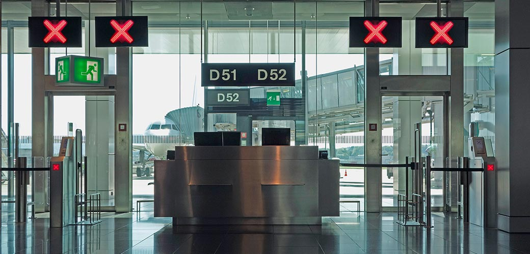 Souscrire une assurance billet d'avion et être indemnisé en cas d'annulation de vol