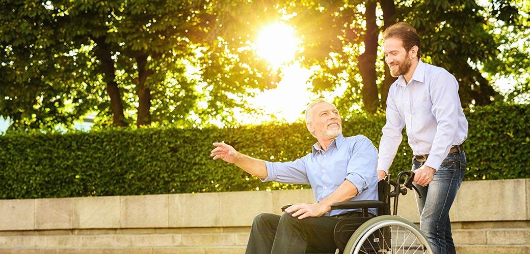 Le congé de soutien familial ou congé de proche aidant