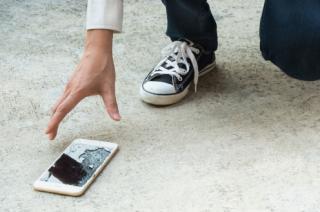 Téléphone portable cassé : que faire ?