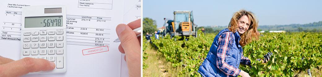 Protection des impayés agricoles assurance crédit