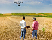 Assurance drone agricole