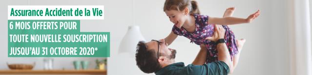 Protégez-vous et votre famille contre les risques du quotidien