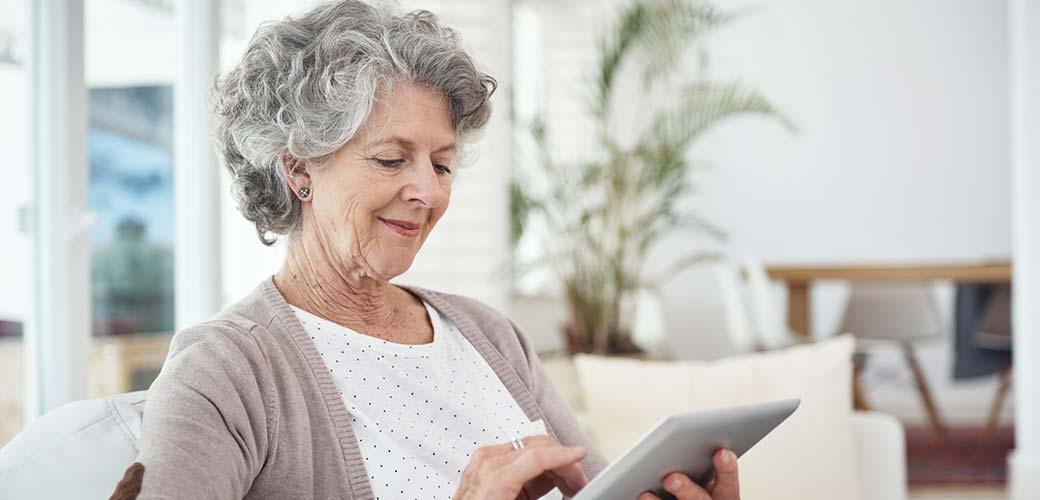 La téléassistance Noé, une aide pour le maintien des personnes âgées à domicile