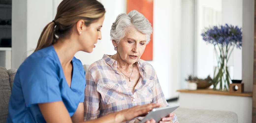 nouvelles technologies au service des personnes âgées