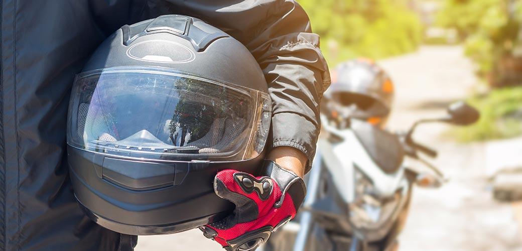 Prévenir un accident de moto et bien réagir