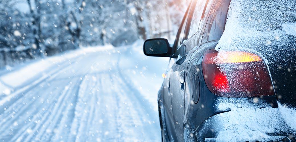 7 conseils pour adapter sa conduite en hiver