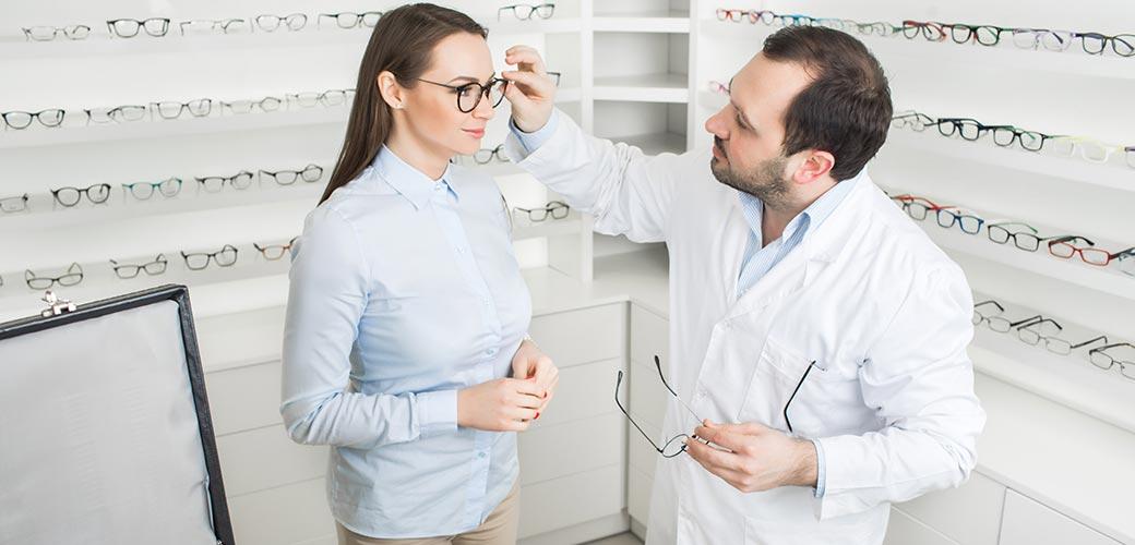 Quel remboursement pour des lunettes ?