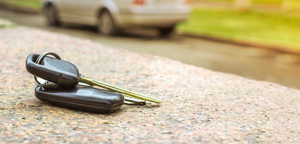 Perte de clés : quelle assurance ?