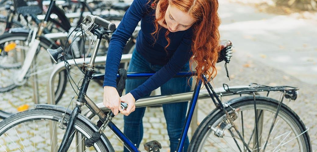Vol de vélo : que faire ?