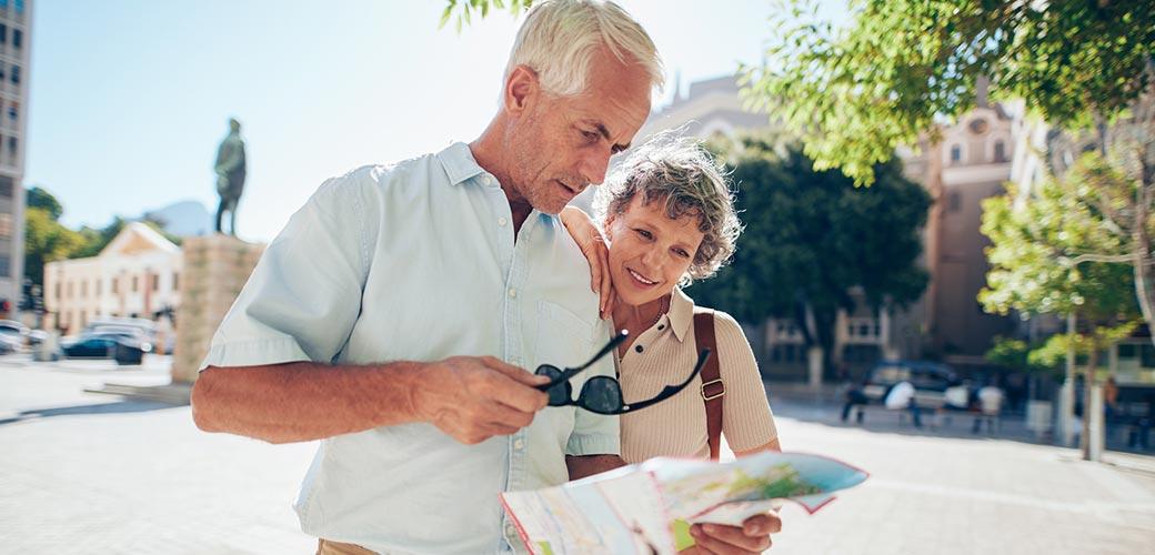 Partir en vacances à la retraite sans trop dépenser