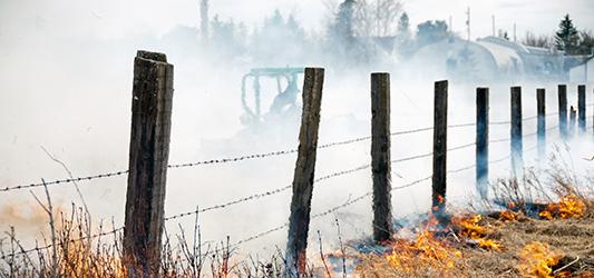 prévention risque d'incendie