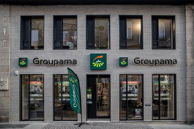 Inauguration Agence Groupama de la Ferté Macé