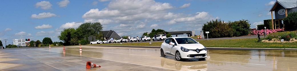 Centaure : vous faire vivre le risque routier pour mieux l'éviter.